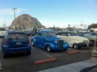 Cayucos Carshow Morro Bay, CA
